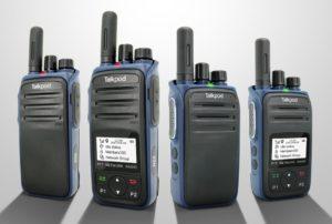 Talkpod radios